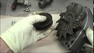 How to rebuild a 10SI alternator