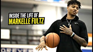 Markelle Fultz Opens Up About Basketball & Life!! Inside The Mind of 2017's #1 Draft Pick!