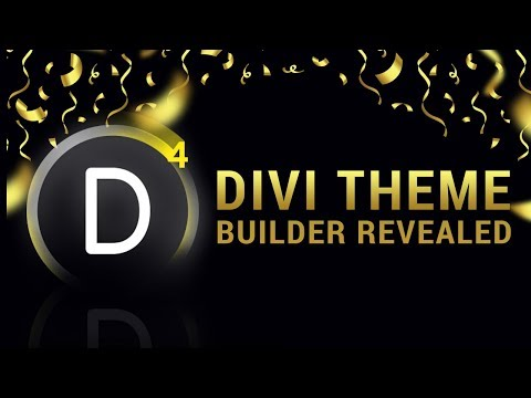 DIVI THEME BUILDER TUTORIAL - New Divi Theme 4.0 update is WOW!🔥🔥