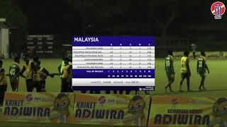 Malaysia T20i Bilateral Series 2019  Malaysia vs Vanuatu Match 3