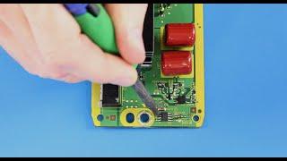 Panasonic Plasma TV Repair - TNPA5623 SS Board Component Repair Kit TV Not Turning On 8 Blink Code