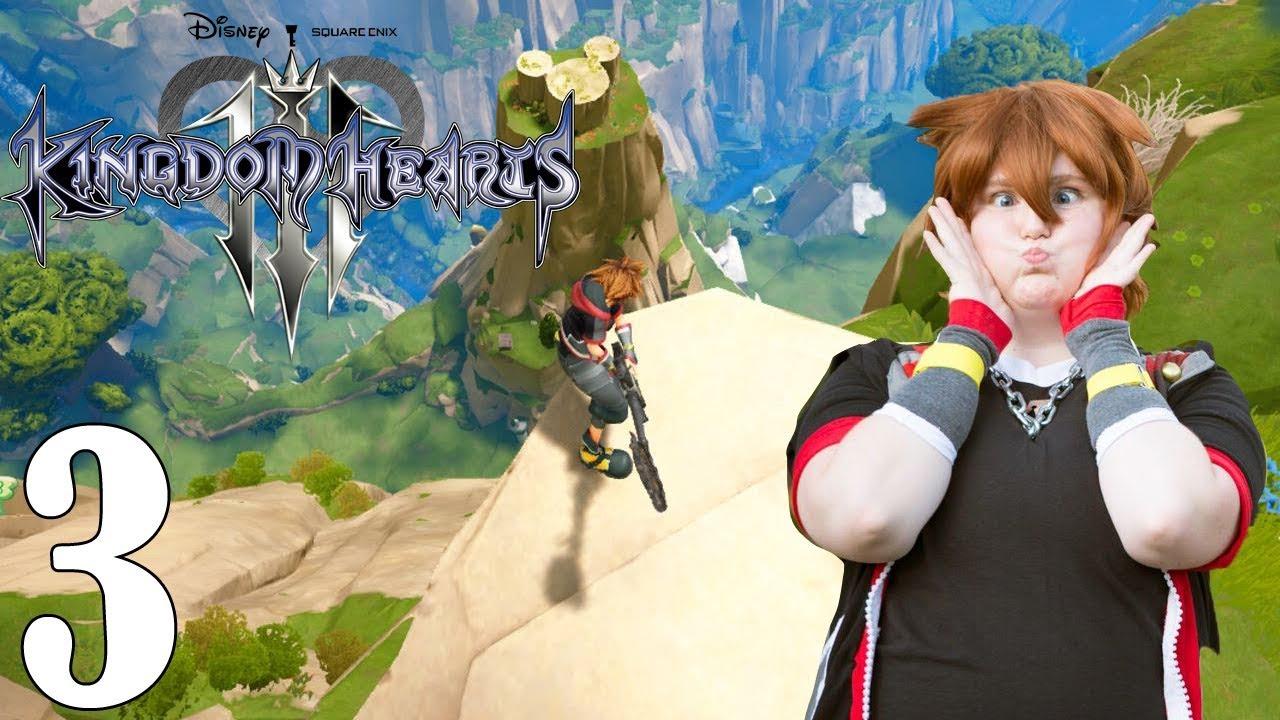 Kingdom Hearts 3 - Part 3