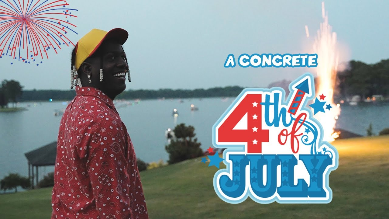 A CONCRETE 4TH OF JULY | LIL YACHTY