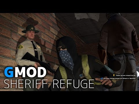 Repeat Garry's Mod | PoliceRP | Man Hunt by Farmer - You2Repeat