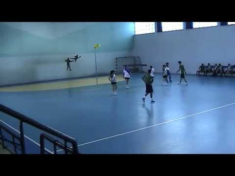 Marmara University & Ankara University Sports Club Turkish Korfball Championship Semi Final