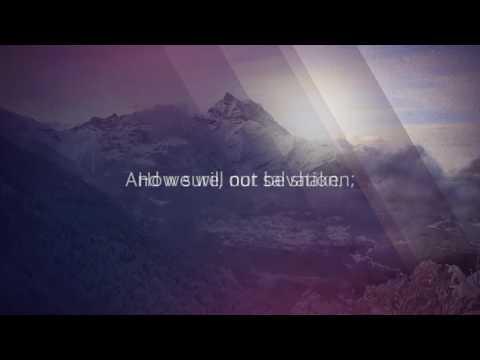 Jesus Firm Foundation lyric video