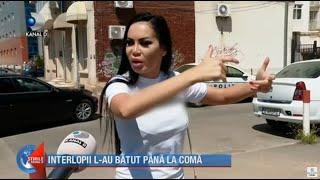 Stirile Kanal D(03.08.2020) - Interlopii l-au batut pana in coma! | Editie de seara