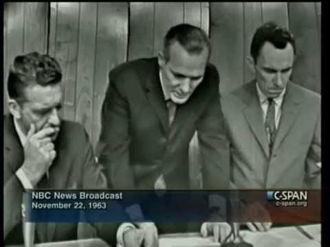 NBC News Live Coverage of The Assassination of President Ken