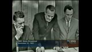 NBC News Live Coverage of The Assassination of President Kennedy Part 1