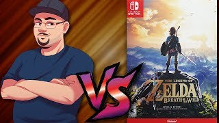 Johnny vs. The Legend of Zelda: Breath of the Wild