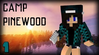 "Camp Pinewood - ""Mystery Letter"" - Episode 1 {Minecraft Cinematic Roleplay}"