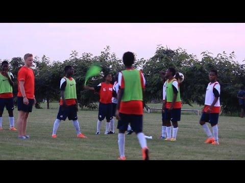 Ghana: une académie de football pour rêver et aider les autres