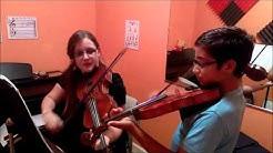 Violin Lessons at Wind of Change Academy  | Jacksonville FL