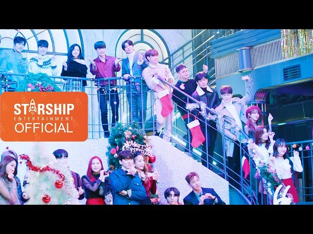 [Making Film] 스타쉽 플래닛 (Starship Planet) 2018 - '벌써 크리스마스 (Christmas Time)' MV