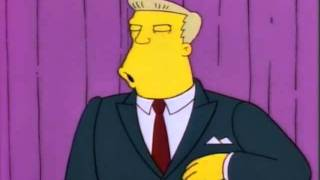 Video The Simpsons - Up Late with McBain download MP3, 3GP, MP4, WEBM, AVI, FLV November 2017