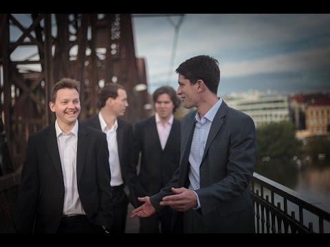 Bennewitz Quartet - Antonín Dvořák - String Quartet op. 106