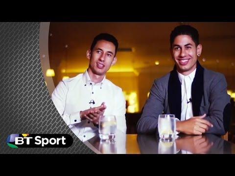 Exclusive: Ayoze and Samuel Perez interview | BT Sport