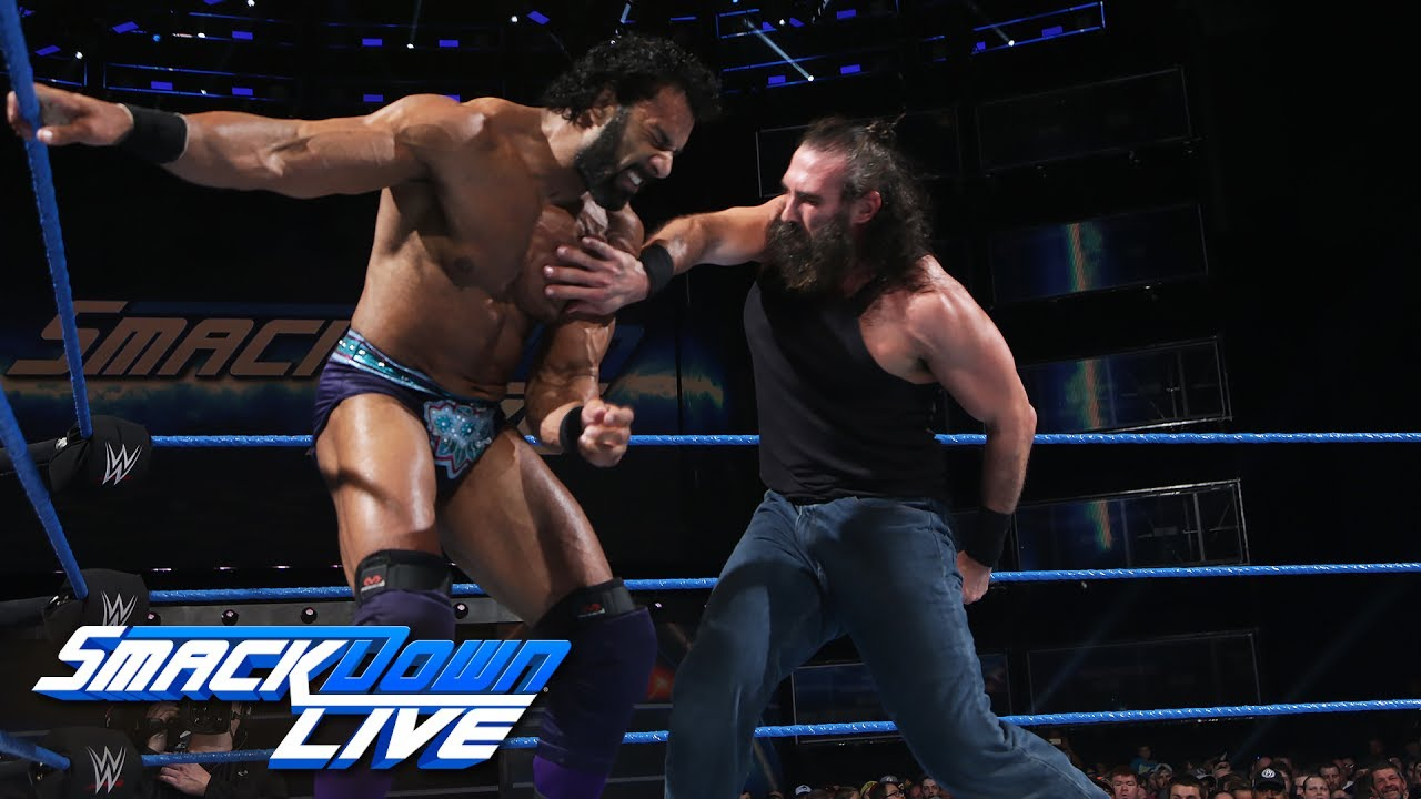 Download Luke Harper vs. Jinder Mahal: SmackDown LIVE, June 20, 2017