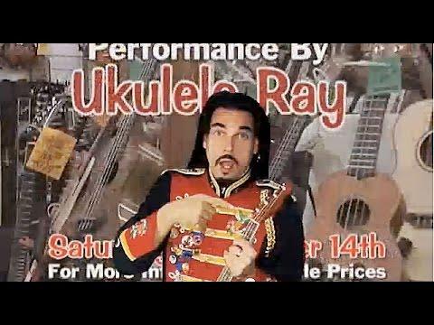 MILANO MUSIC 63rd Anniversary w/ Fender® Artist Ukulele Ray
