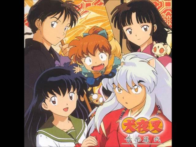 Inuyasha OST 2 - Miroku's Accomplice The Tanuki