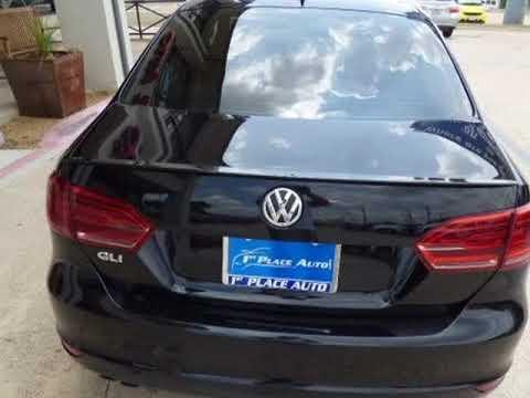 2014 Volkswagen Jetta Sedan 4dr DSG GLI Autobahn w/Nav PZEV (watauga, Texas)