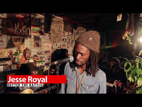 Jesse Royal | Jussbuss Acoustic | Hotter the battle | Episode 10