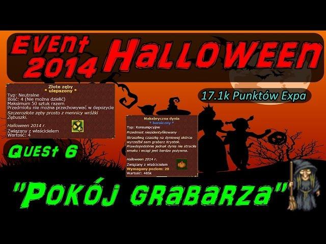 QUEST 6 Pokój grabarza |Event Halloween 2014| [#150]