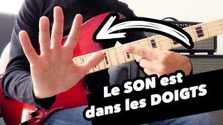 Basse Débutants - Le Son est dans les Doigts !