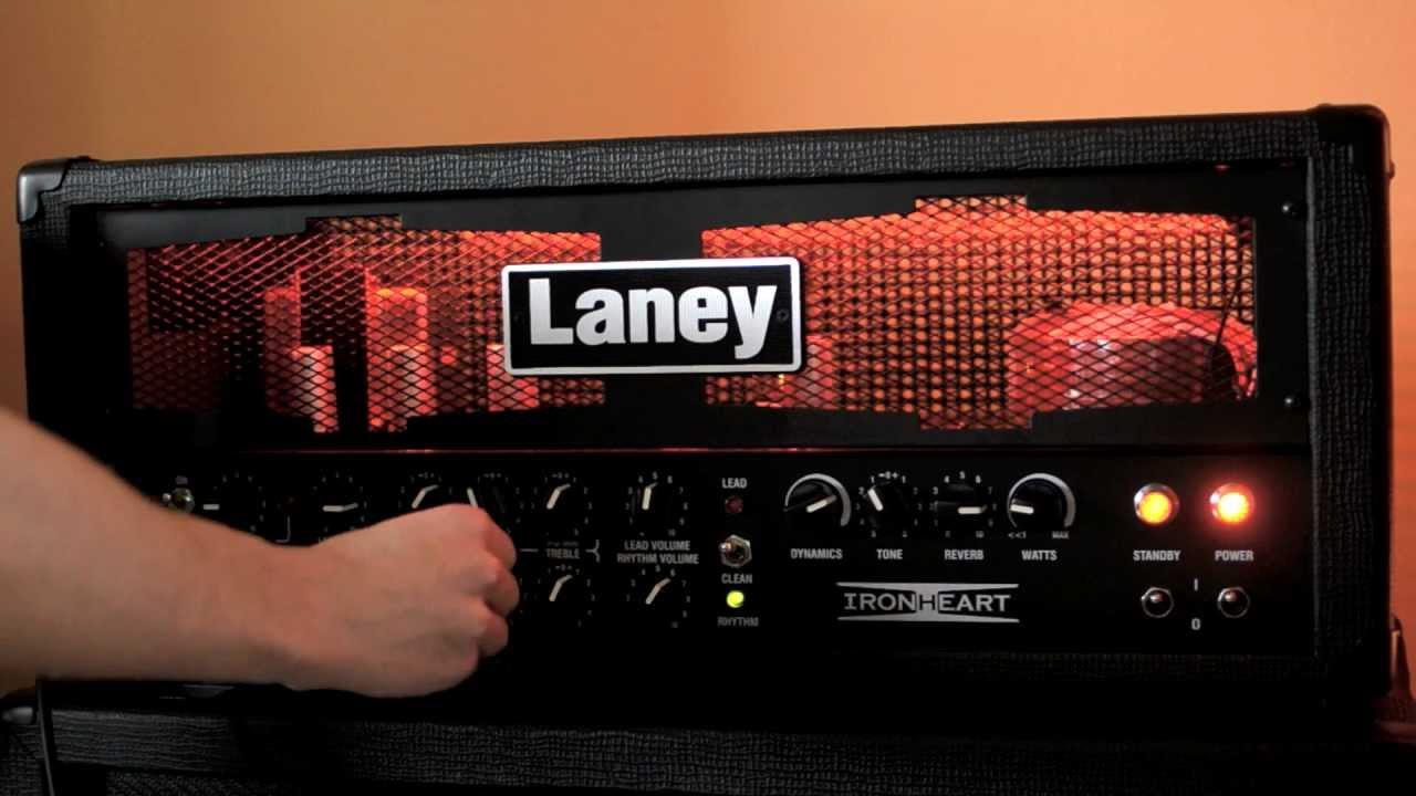 laney irt60h ironheart metal demo hd youtube. Black Bedroom Furniture Sets. Home Design Ideas