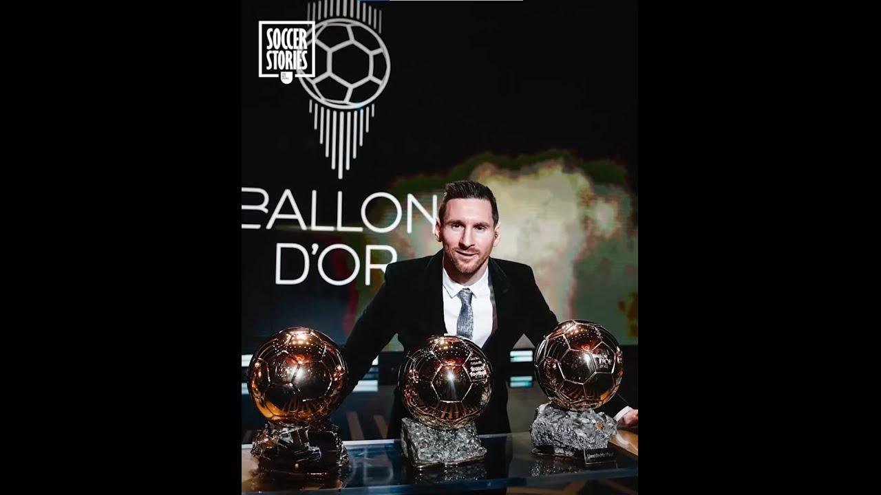 Why Leo Messi Has Already Won The Ballon d'Or | Oh My Goal