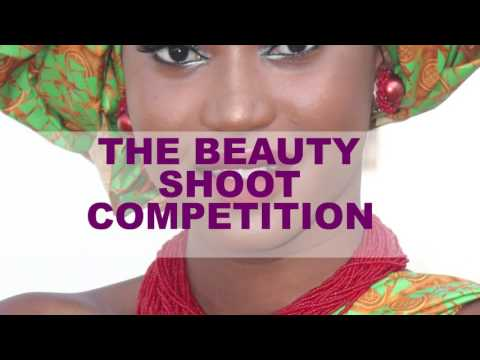 The Beauty Shoot Competition Promo 2017