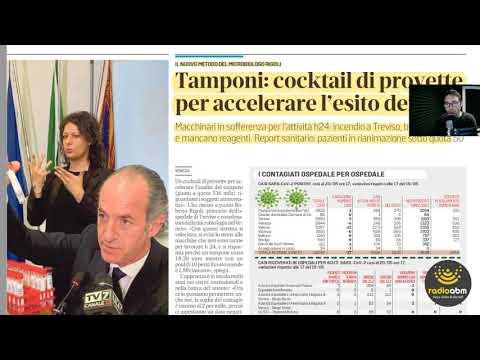 Coronavirus, primo morto in Italia: è il 77enne ricoverato all'ospedale di Padova from YouTube · Duration:  2 minutes 3 seconds