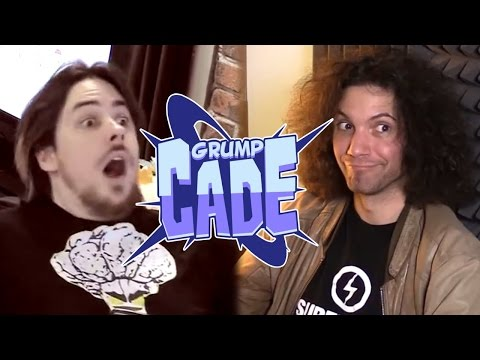 The Game Grumps Reach Two Subscribers and Make a Stupid Show with Kevin [YTP]