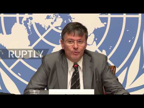 Switzerland: 'More than 100,000 civilians held within Mosul's Old City' - UNHCR