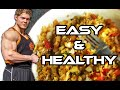 NUTRITION: Basic Healthy Bodybuilding Meal