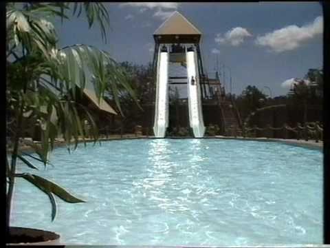 Brisbane Tv 1985 Amazons Water Park Jindalee Australia