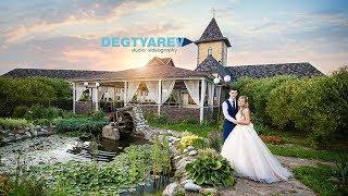 Свадебный клип. Горящие взгляды любящих сердец. Нижний Новгород