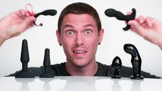 The Best Anal Sex Toys for Men - (My Favorites)