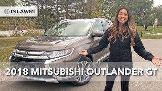 2018 Mitsubishi Outlander GT: REVIEW