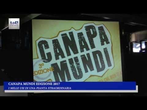 CANAPA MUNDI ED 2017   I MILLE USI DI UNA PIANTA STRAORDINARIA