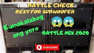 Battle Check Sub Woofer Sound Test - BEST FOR SUB WOOFER TEST 2020