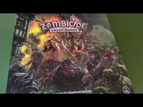 Zombicide Green Horde Review