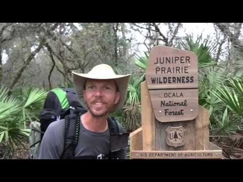 Florida Trail Thru-Hike 2016 - Ocala