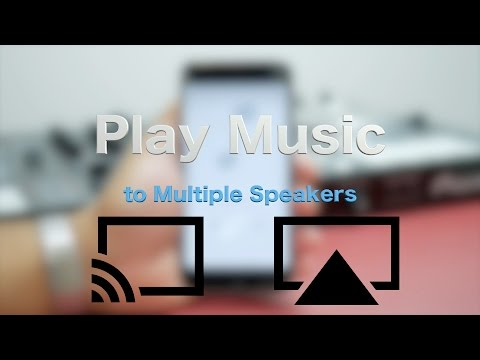 Play Music to Multiple Speakers Promo  Airplay Like A Boss