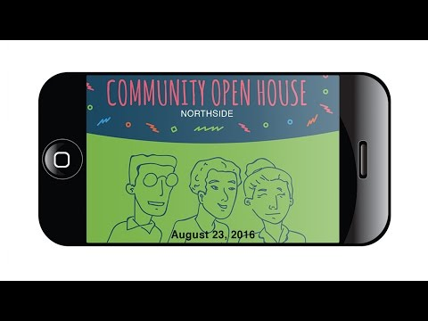 Aug. 23, 2016 #SASpeakUp Open House Northside