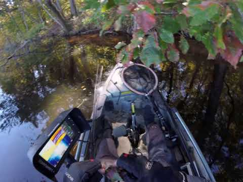 Fishing A East Texas HIDDEN GEM                      (Kayak Fishing)