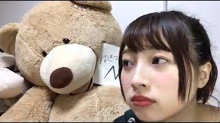 2017年12月06日 SHOWROOM 『AKB48の明日よろしく!』 東由樹.