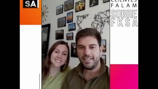 Depoimento Lilian e Diego sobre FKSA - Arquitetura | Design