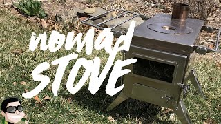 Winnerwell Nomad Stainless Wood Stove Review