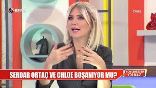 Ece Erken'den, Serdar Ortaç'a çağrı